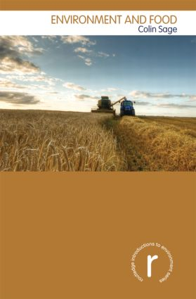 Environment and Food: 1st Edition (Paperback) book cover