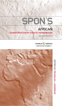 Spon's African Construction Cost Handbook, Second Edition: 2nd Edition (Hardback) book cover