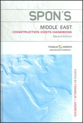 Spon's Middle East Construction Costs Handbook, Second Edition: 2nd Edition (Hardback) book cover