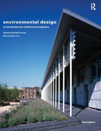Environmental Design: An Introduction for Architects and Engineers book cover