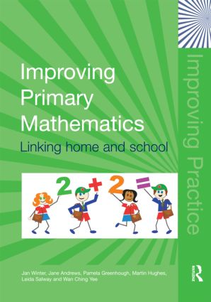 Improving Primary Mathematics: Linking Home and School (Paperback) book cover