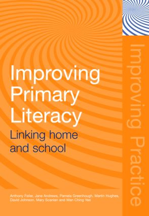 Improving Primary Literacy: Linking Home and School (Paperback) book cover