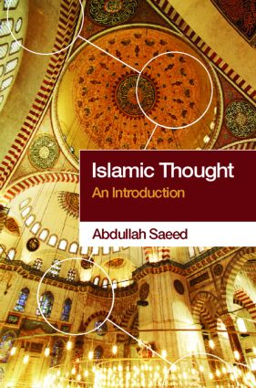 Islamic Thought: An Introduction (Paperback) book cover
