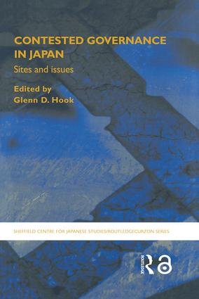 Governance, democracy and the political economy of the Japanese state
