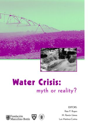 Water Crisis: Myth or Reality?: 1st Edition (Hardback) book cover