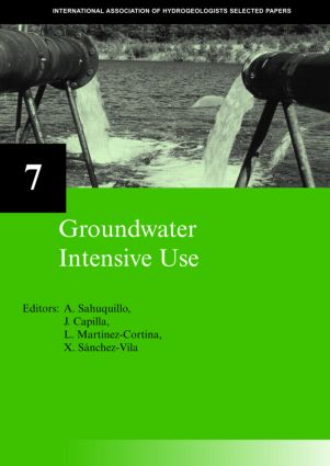 Groundwater Intensive Use: IAH Selected Papers on Hydrogeology 7 book cover