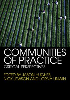 Communities of Practice: Critical Perspectives, 1st Edition (Paperback) book cover