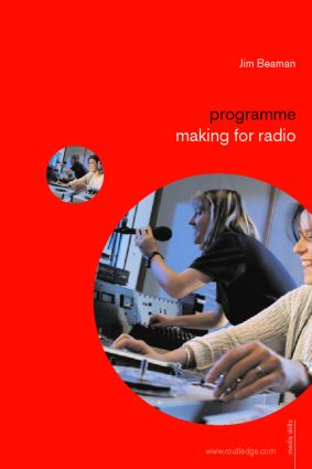 Programme Making for Radio book cover