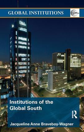 Institutions of the Global South: 1st Edition (Paperback) book cover