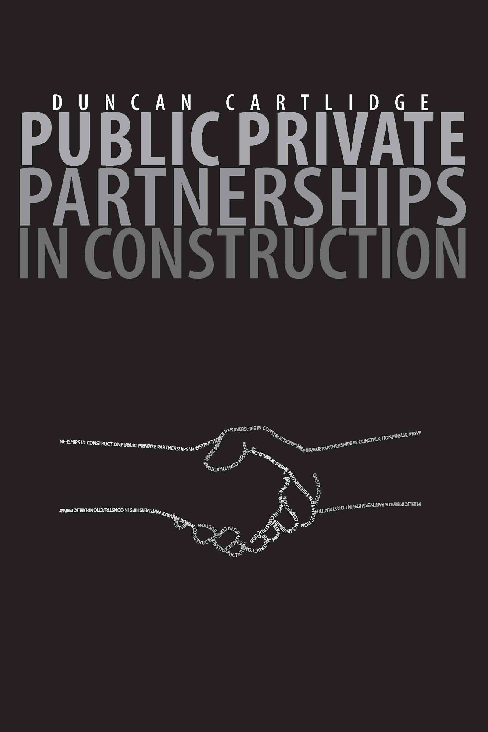 Public Private Partnerships in Construction (Paperback) book cover