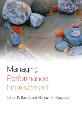 Managing Performance Improvement: 1st Edition (Paperback) book cover