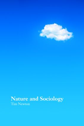 Nature and Sociology (Paperback) book cover