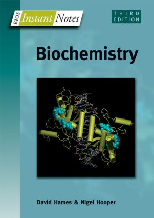 Instant Notes in Biochemistry: 3rd Edition (e-Book) book cover