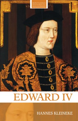 Edward IV book cover