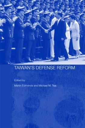 Taiwan's Defense Reform (Hardback) book cover