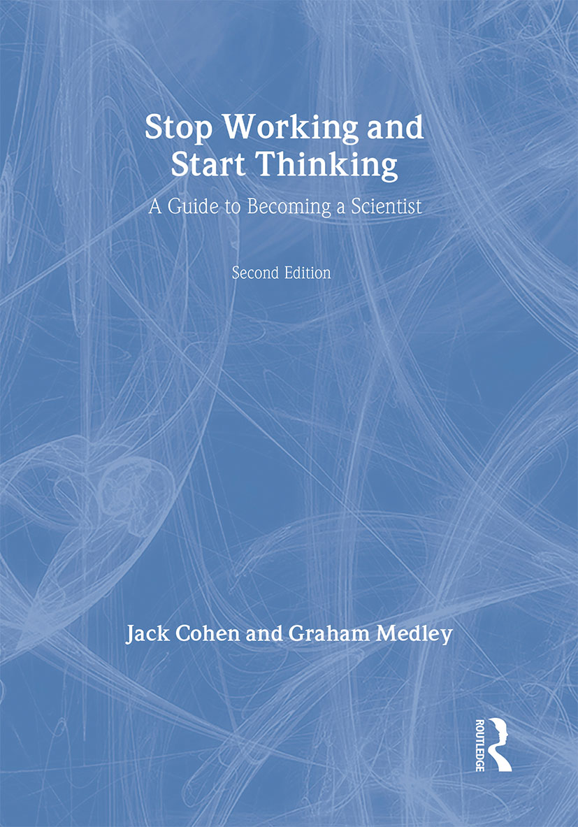 Stop Working & Start Thinking: 2nd Edition (Paperback) book cover