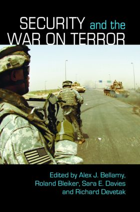 Security and the War on Terror (Paperback) book cover