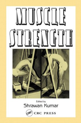 Muscle Strength: 1st Edition (Hardback) book cover