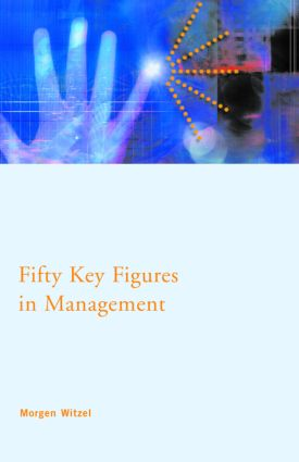 Fifty Key Figures in Management (Paperback) book cover