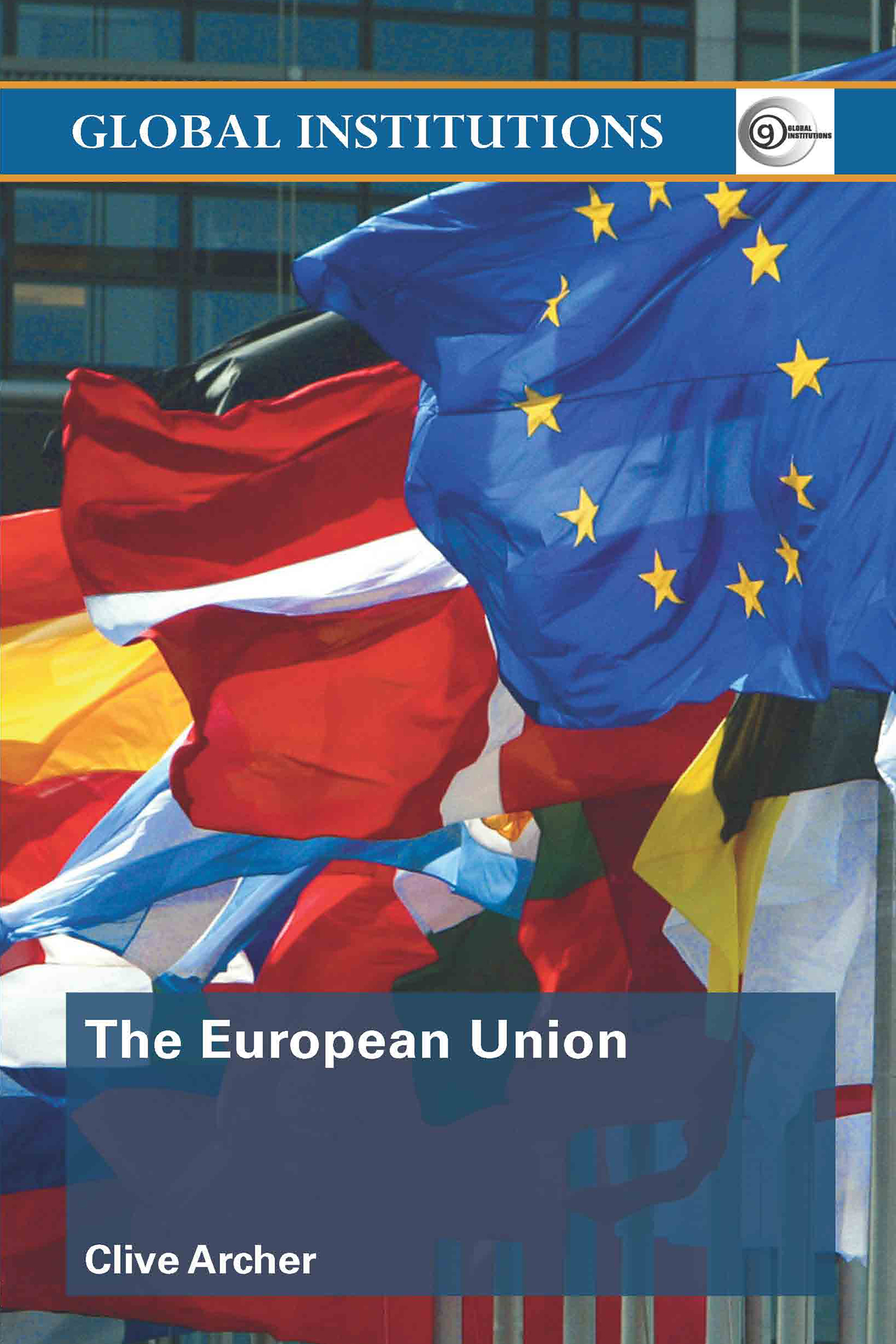 The European Union (Paperback) book cover