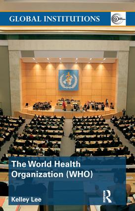 The World Health Organization (WHO) (Paperback) book cover