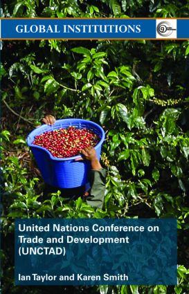 United Nations Conference on Trade and Development (UNCTAD) (Paperback) book cover