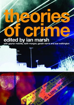 Theories of Crime (Paperback) book cover