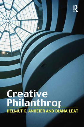 Creative Philanthropy: Toward a New Philanthropy for the Twenty-First Century (Paperback) book cover