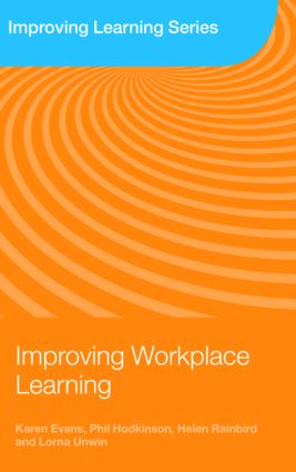 Improving Workplace Learning (Paperback) book cover