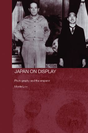 Japan on Display: Photography and the Emperor book cover