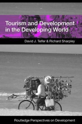 Tourism and Development in the Developing World (Paperback) book cover