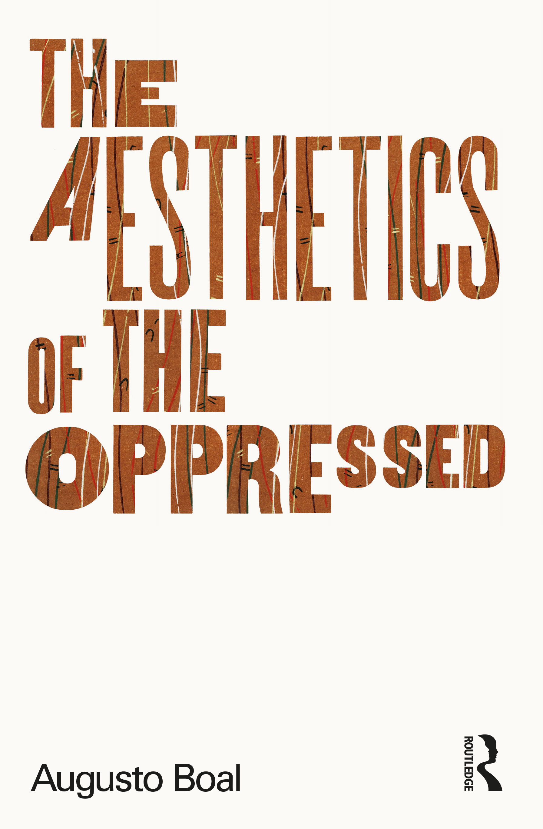 The Aesthetics of the Oppressed: 1st Edition (e-Book) book cover
