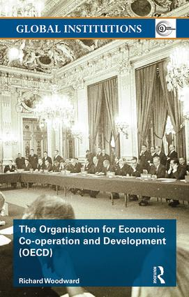 The Organisation for Economic Co-operation and Development (OECD) (Paperback) book cover