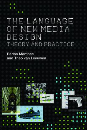 The Language of New Media Design: Theory and Practice (Paperback) book cover
