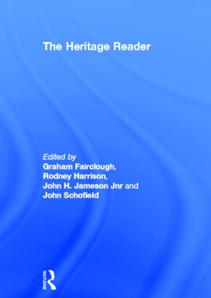 The Heritage Reader: 1st Edition (Hardback) book cover
