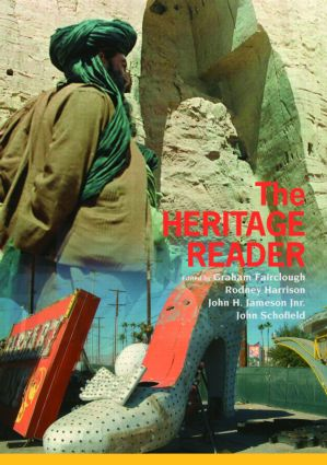The Heritage Reader (Paperback) book cover