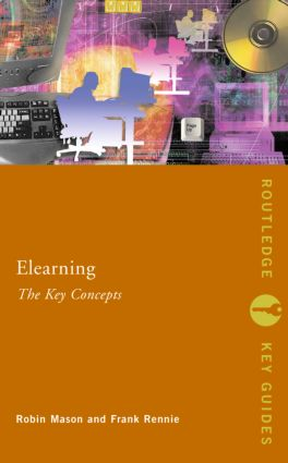 Elearning: The Key Concepts (Paperback) book cover