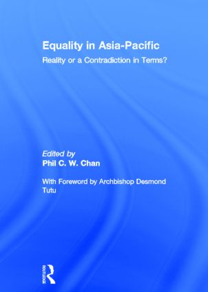 Equality in Asia-Pacific: Reality or a Contradiction in Terms?, 1st Edition (Paperback) book cover