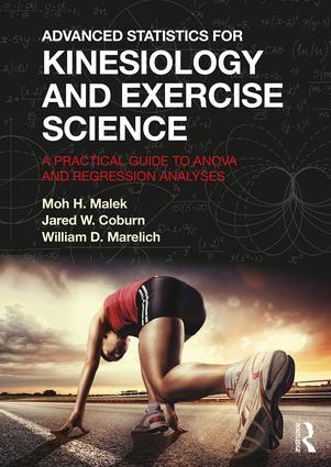 Advanced Statistics for Kinesiology and Exercise Science: A Practical Guide to ANOVA and Regression Analyses book cover
