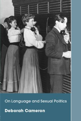 On Language and Sexual Politics (Paperback) book cover