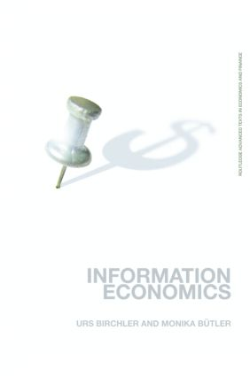 Information Economics book cover
