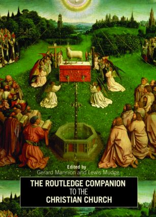 The Routledge Companion to the Christian Church book cover