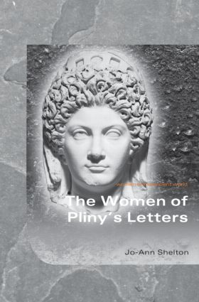 The Women of Pliny's Letters (Hardback) book cover