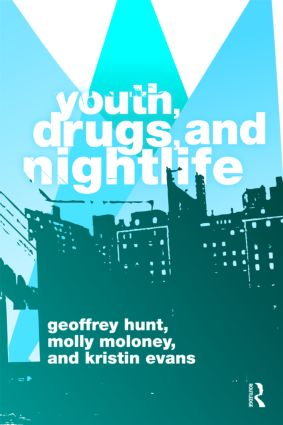 Youth, Drugs, and Nightlife (Paperback) book cover