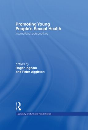Promoting Young People's Sexual Health: International Perspectives book cover