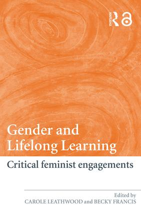 Gender and Lifelong Learning: Critical Feminist Engagements, 1st Edition (Paperback) book cover
