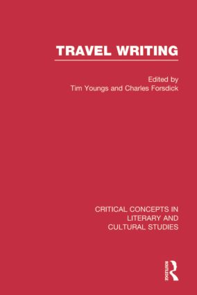 Travel Writing (Hardback) book cover
