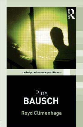 Pina Bausch (Paperback) book cover