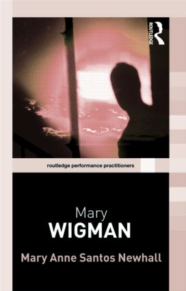 Mary Wigman book cover