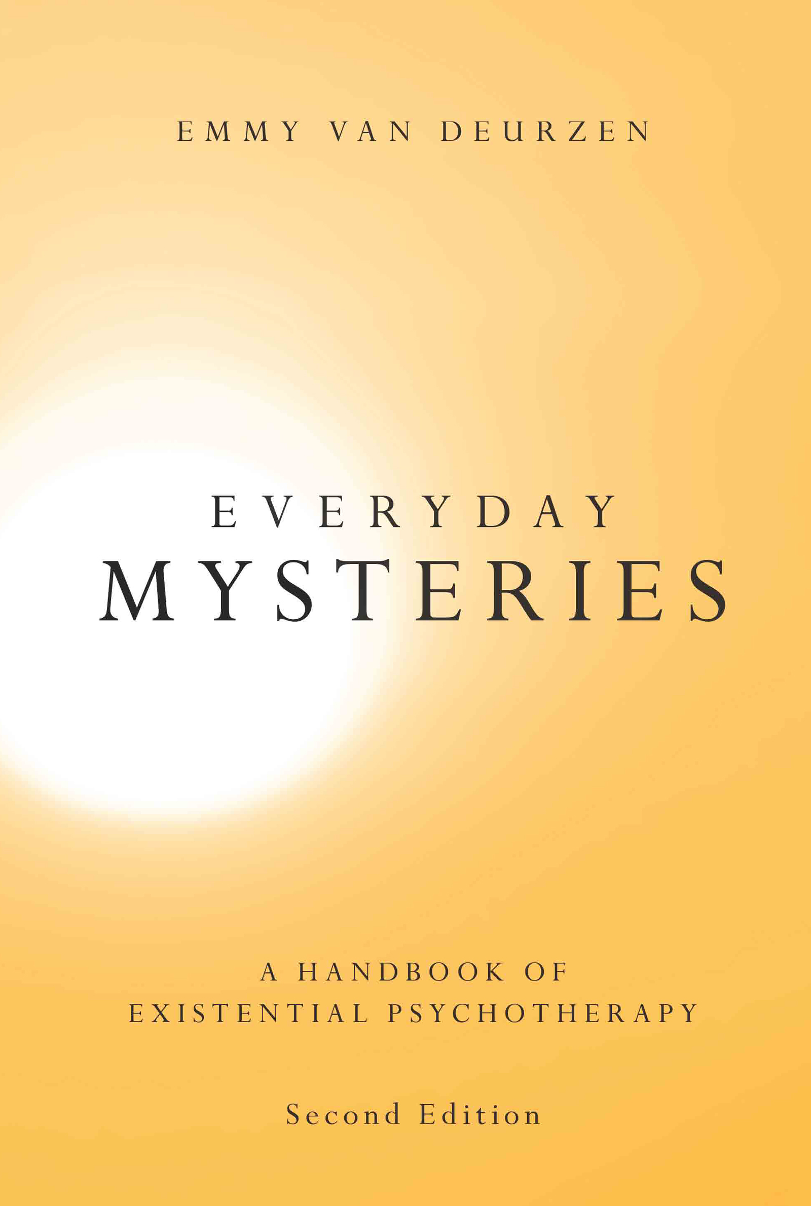 Everyday Mysteries: A Handbook of Existential Psychotherapy, 2nd Edition (Hardback) book cover